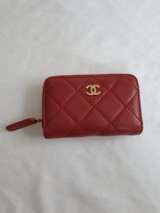 Chanel Inspired Mini Coinpurse (with holo sticker)