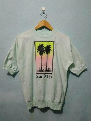 Vintage San Diego Beach Club ©1990