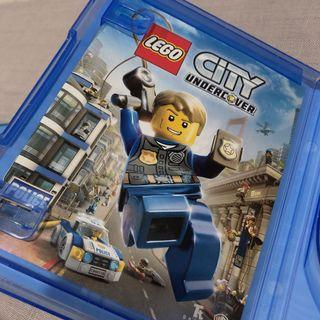 PS4 Lego City Undercover Game