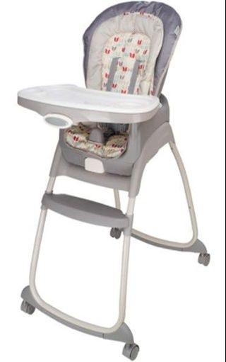 Weeler High Chair 3 in 1