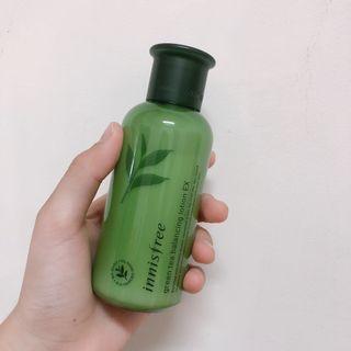 Innisfree 綠茶乳液