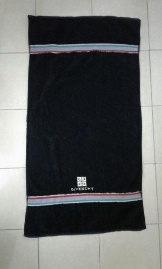 TOWEL/TUALA GIVENCHY MADE IN JAPAN