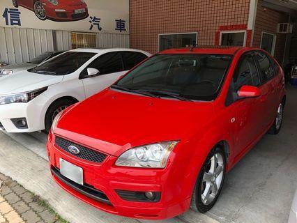 2006年 FORD(福特)FOCUS 2.0汽油   一手美車、全車原鈑件、有天窗、無待修  上班族通勤好代步車 好媽媽的保姆車 新手剛上路的好夥伴
