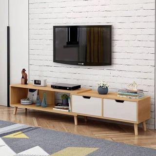 TV Console (length can adjustable)