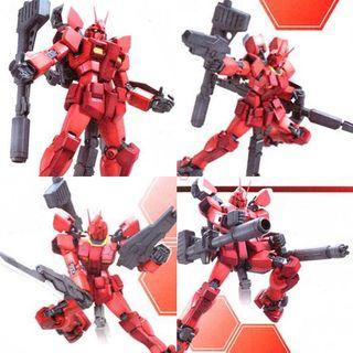 Bandai MG Amazing Red Warrior PF-78-3A 1/100 Gundam Build Fighters 高達創戰者⚠️不議價⚠️