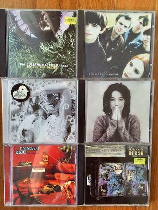 90s chill CDs: set of six