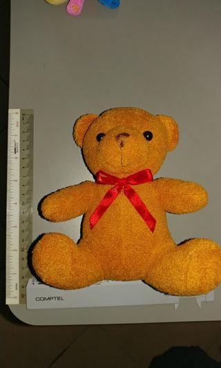 Teddy bear soft toy - new