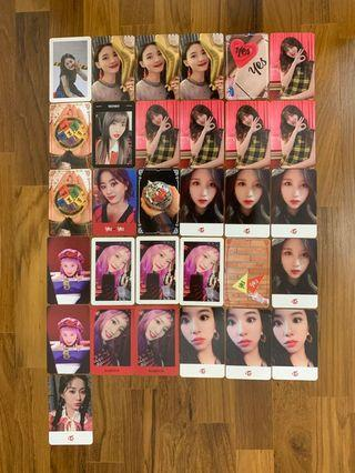 Twice Yes Or Yes Photocard