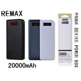 Remax Powerbank / Remax Proda 20000MAH Powerbank