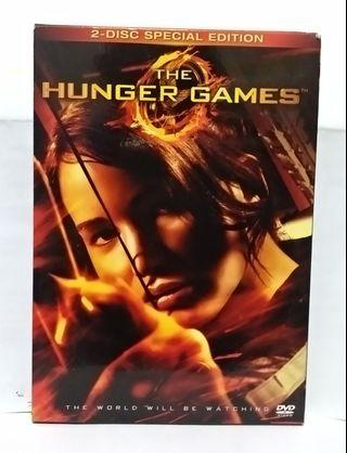 The Hunger Games 2-Disc Special Edition (Singapore Edition)