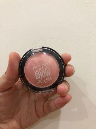 Maybelline Color Show Blush shade 'Wooden Rose'