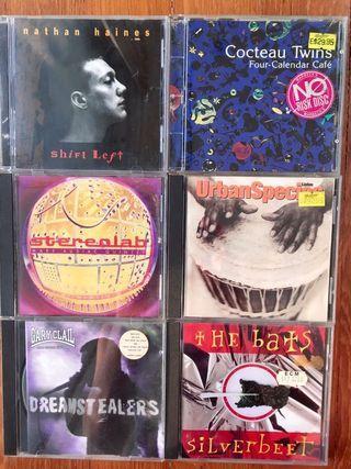 90s cool: set of 6 CDs
