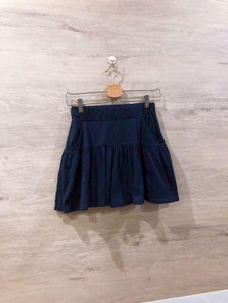 🚚 Navy Pockets Shorts
