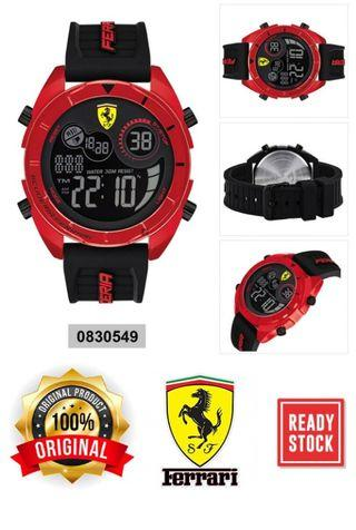 Scuderia Ferrari Forza Watch 0830549