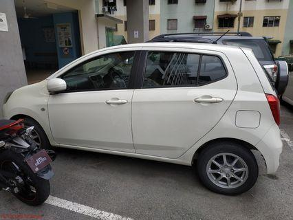 Axia auto for rental! KL area