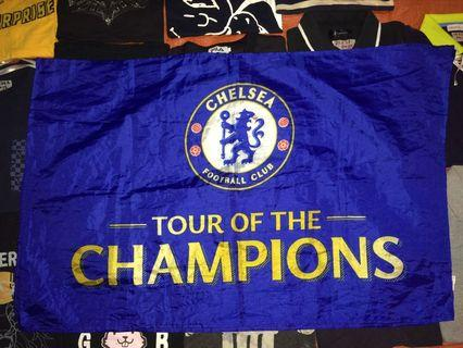 combo 2helai chelsea flag (tour of the champions)