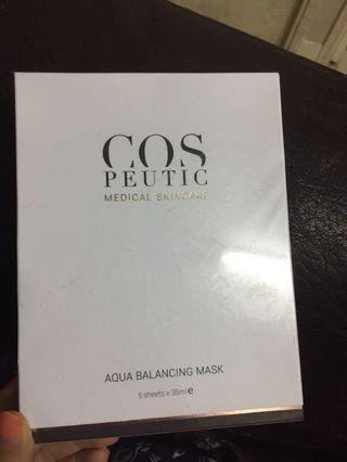 COS Peutic Medical skincare, Aqua Balancing Mask