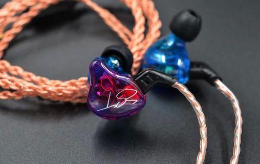 KZ ZST 圈鐵入耳式耳機