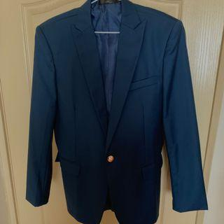 🚚 寶藍西裝外套