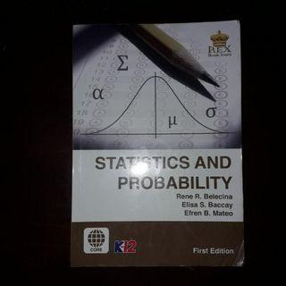 Rex Publisher: Statistics and Probability