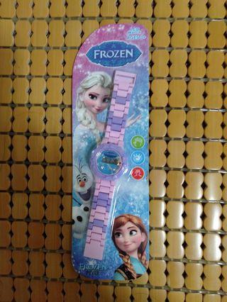 #Frozen #Watches for Girl. #MRTSENGKANG #MRTSERANGOON #MRTPUNGGOL #MRTMOUNTBATTEN