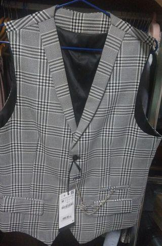 全新 Zara Vest 西裝 馬甲 中碼