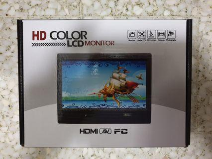Free Delivery(JG35) Koolertron 7 inch CCTV Monitor LCD Monitor #AmplifyJuly35