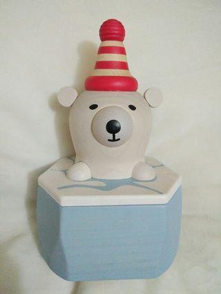 北極熊音樂盒