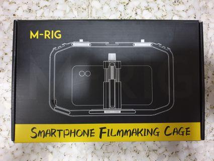 M-Rig Handheld Camera Bracket Rig #AmplifyJuly35