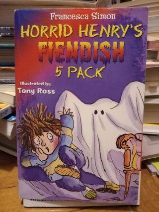 Horrid Henry series