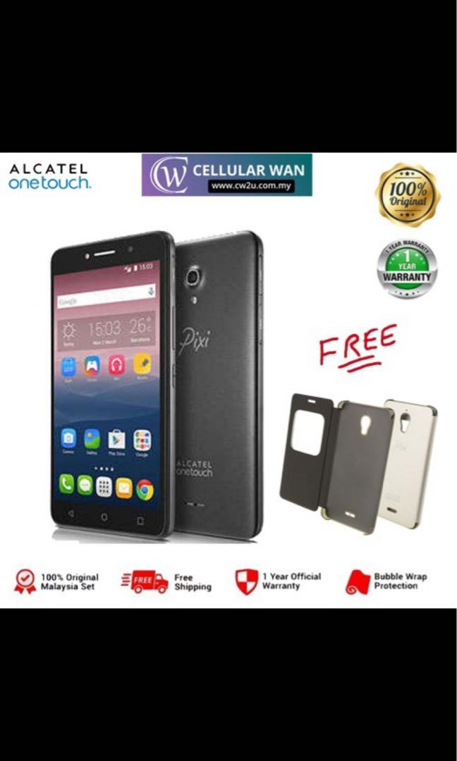 Alcatel Pixi 4 6 0inch 4G LTE on Carousell