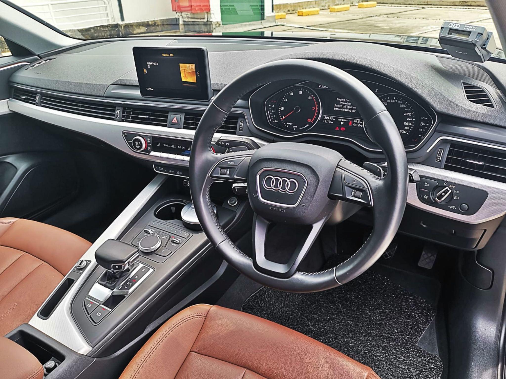 Audi A4 Sedan 1.4 TFSI S tronic Auto