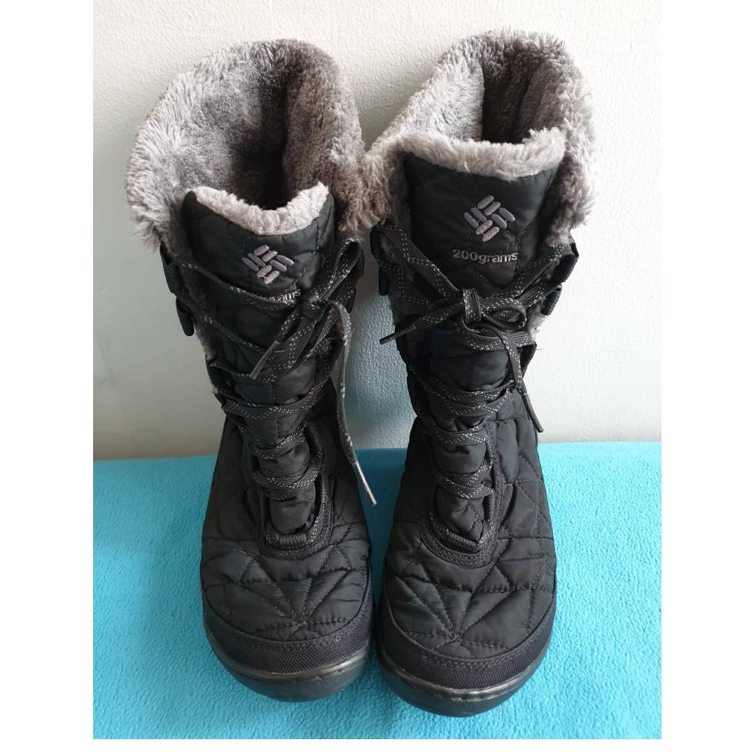 75b77b426ae Authentic COLUMBIA WOMEN's boots (bought in the US), Minx Mid II ...