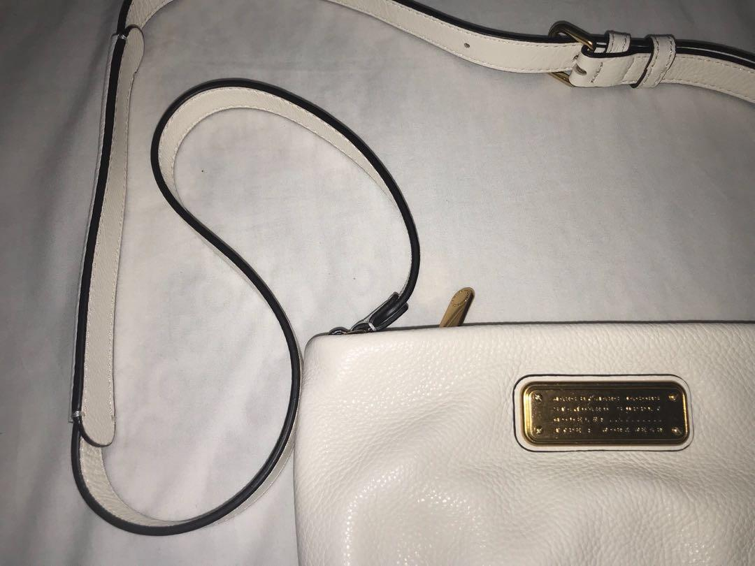 Authentic Marc Jacobs Q Percy Crossbody Bag