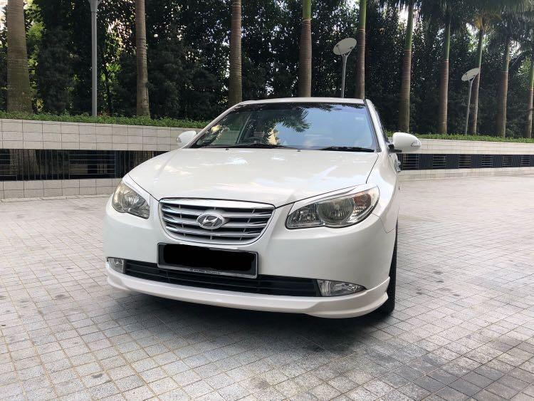 Avante Sports 1.6L with Sunroof! LOWEST IN MARKET