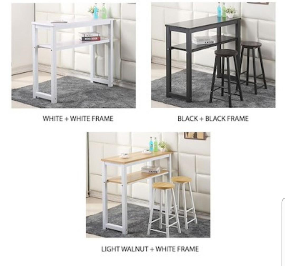 Bar High Dining Table or Stool