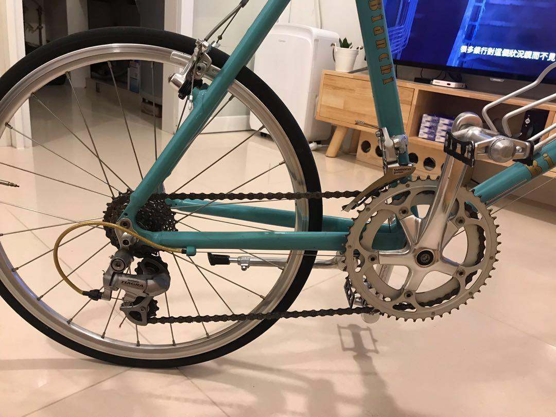 Bianchi 復古小輪徑單車