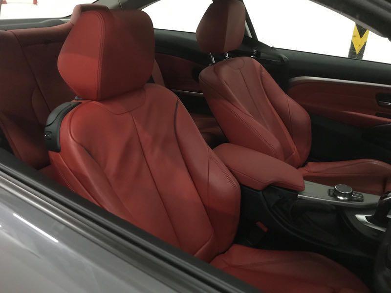 BMW 420i Coupe 2017