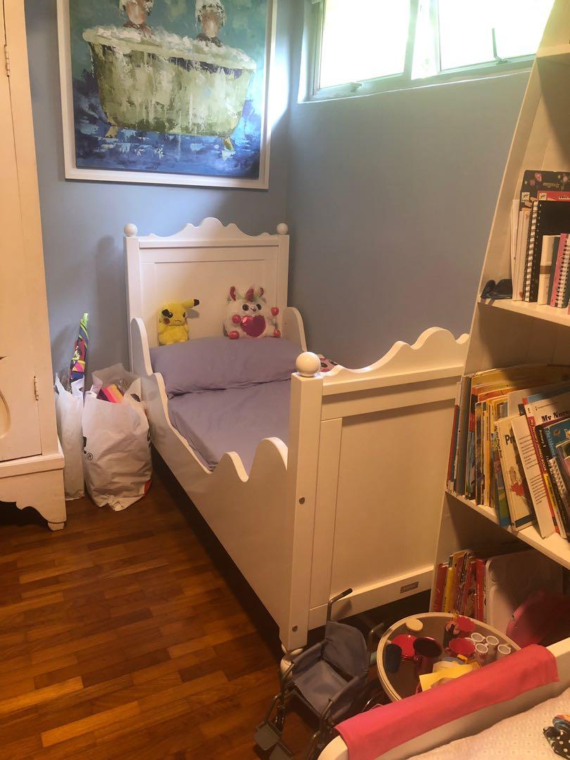 Bopita Junior Bed.Bopita Junior Belle Bed On Carousell
