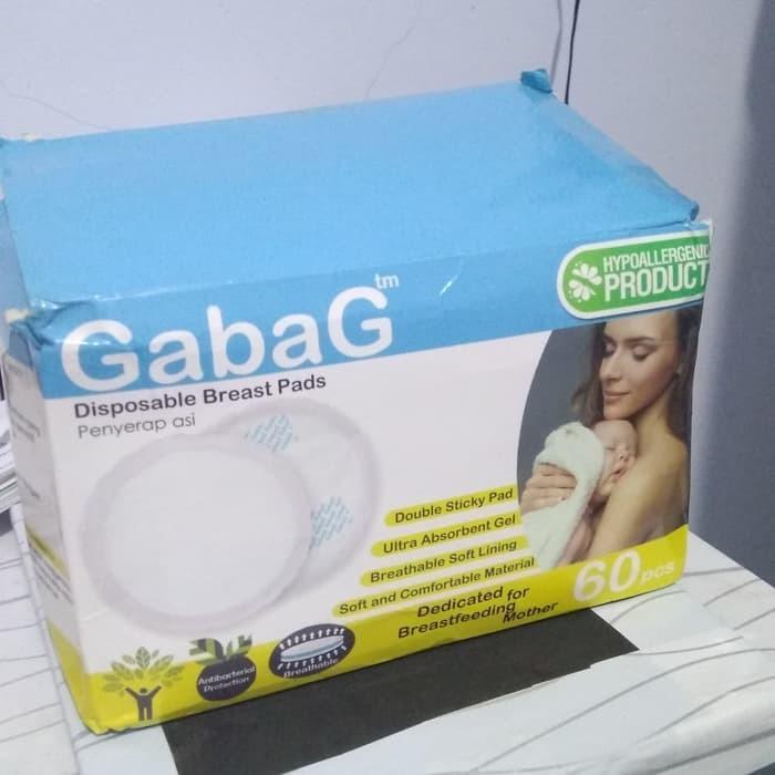 free ongkir breast pad gabag second asip asi breastpad