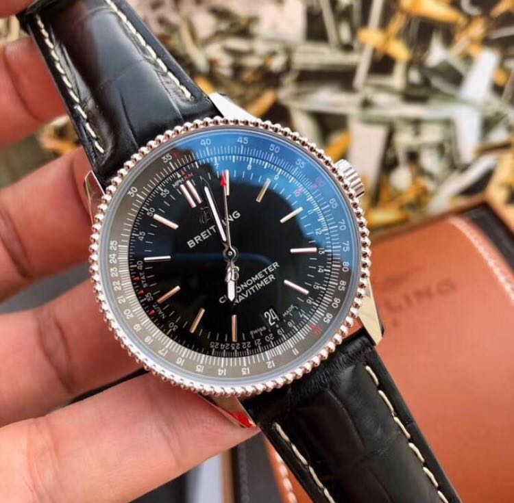Breitling Navitimer 1 Automatic Chronometer 38mm Watch A17325241b1p1