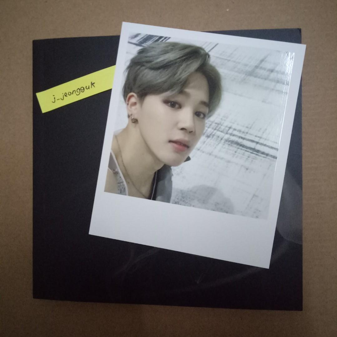 BTS 2nd Full Album - WINGS (G Version) + Jimin Photocard