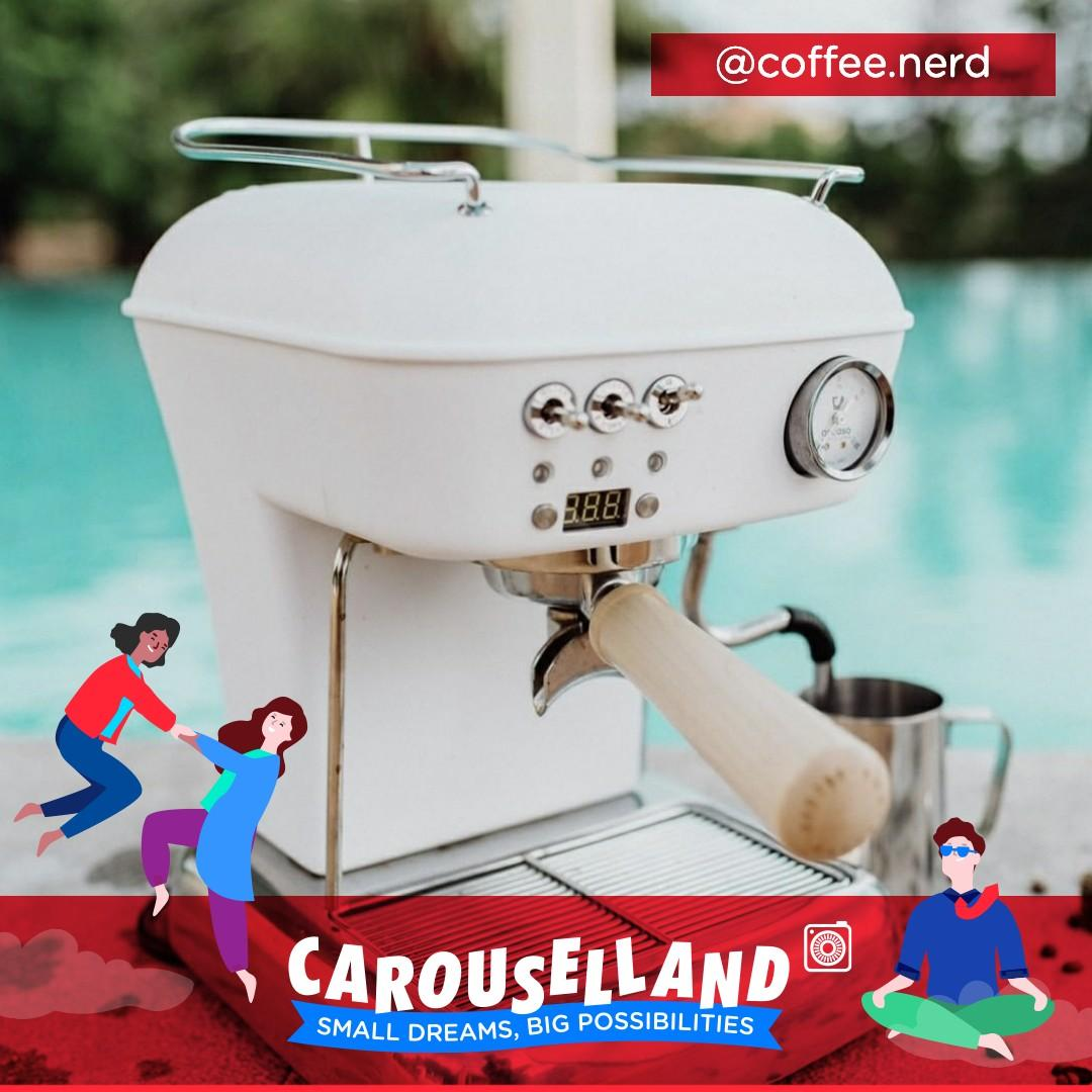 coffee.nerd - Carouselland 2019 Featured Sellers
