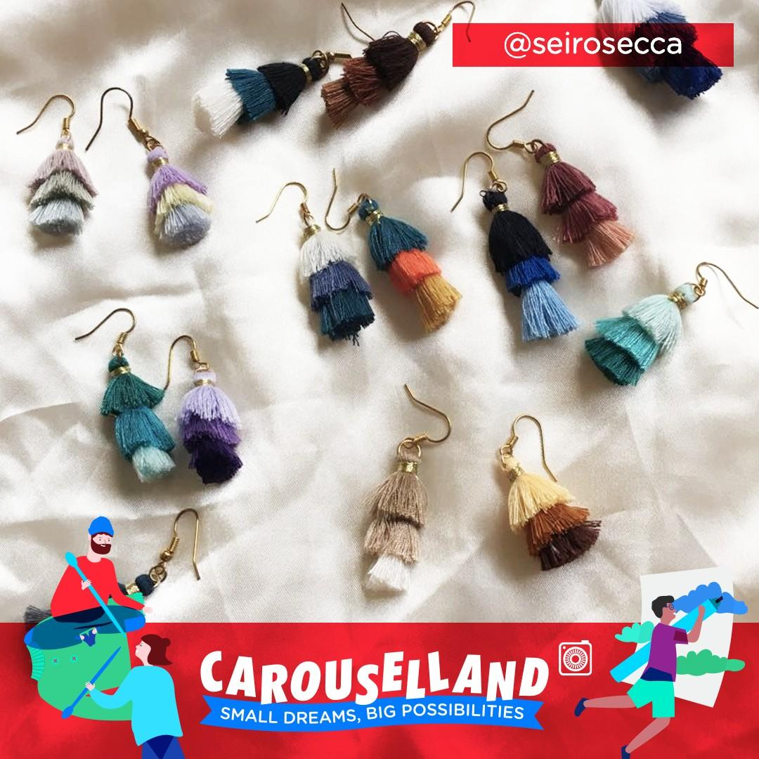 seirosecca - Carouselland 2019 Featured Sellers