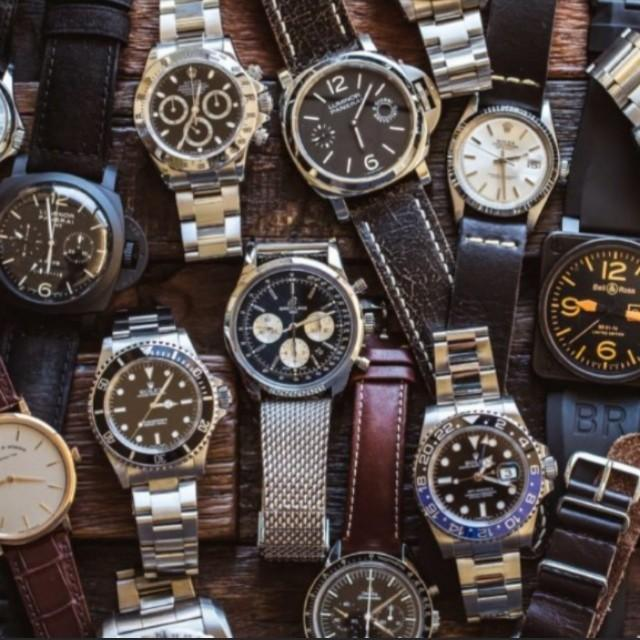 CASH for Watches & Pawn Tickets