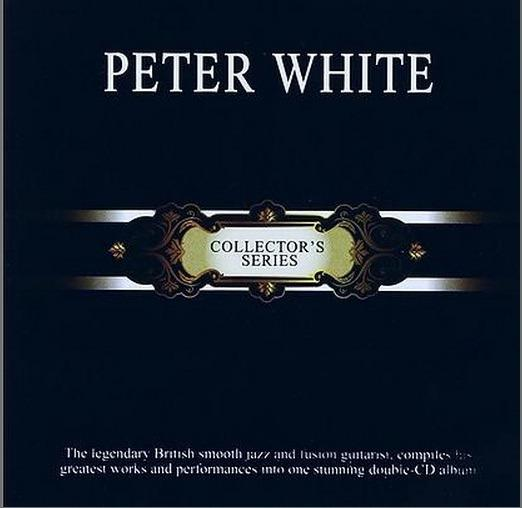CD Peter White Collector's Series Smooth Jazz Free Shipping