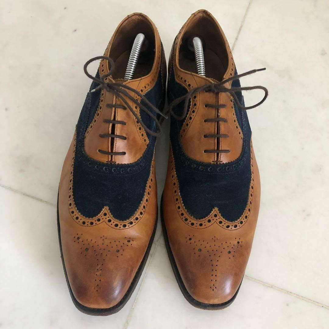 Cheaney Clifton Handmade Two-Tone