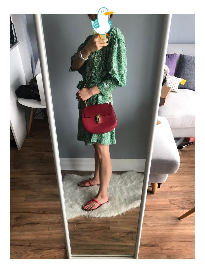 Cross body bag for sale-perfect dupe for Chloe Drew