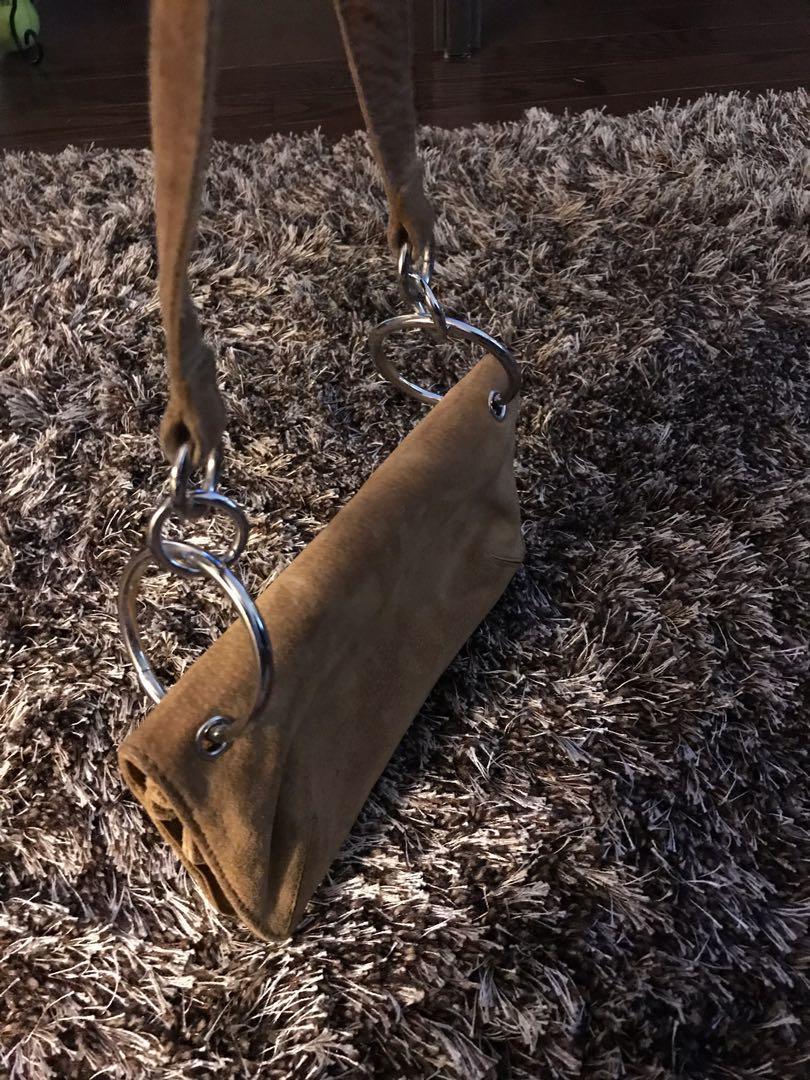 Cutest leather purse