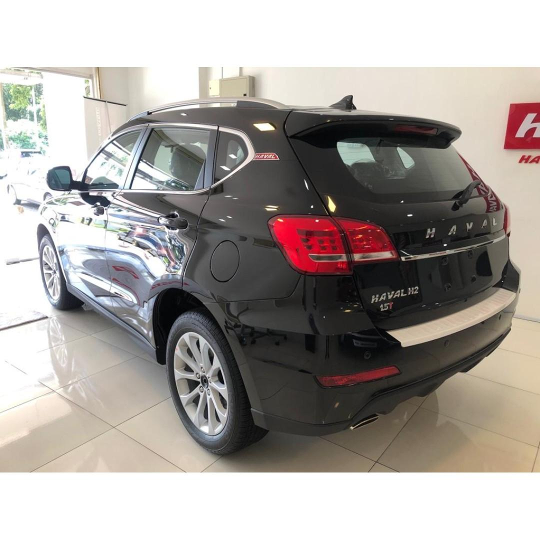 HAVAL H2 1.5VVTI TURBO (THE NO1 SUV) BIG BIG PROMOTION MONTH **8YEARS UNLIMITED MILEAGE WARRANTY **5 YEARS FREE SERVICE INCLUDE LABOUR & PART